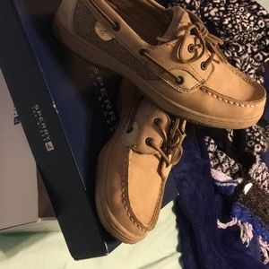 Bluefish Sperry top-sider